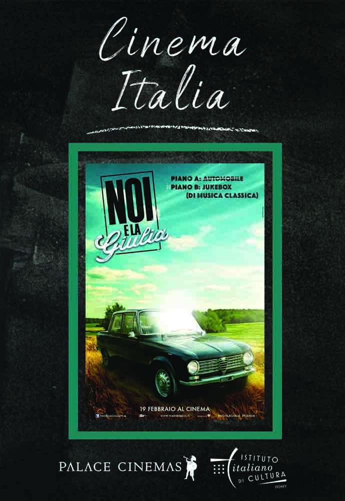 Cinema-Italia: The Legendary Giulia