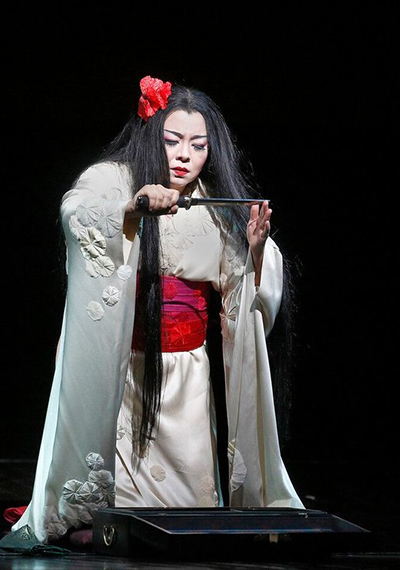 Met Opera: Puccin's Madama Butterfly