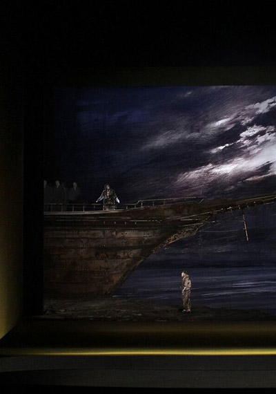 Met Opera: Wagner's The Flying Dutchman