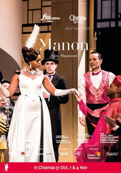 Opera de Paris: MANON