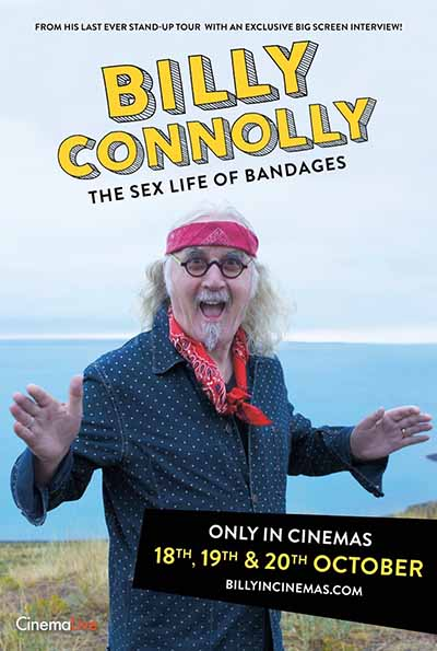 Billy Connolly: The Sex Life of Bandages