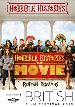 BFF19 Horrible Histories: The Movie- Rotten Romans