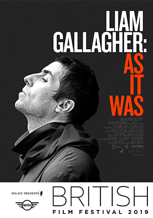 BFF19 Liam Gallagher: As it Was