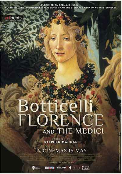 ART ON SCREEN: BOTTICELLI, FLORENCE AND THE MEDICI