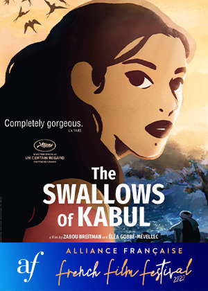 FFF20 The Swallows of Kabul