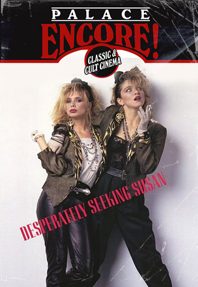 Palace Encore: Desperately Seeking Susan