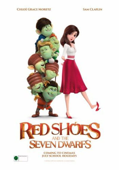 Red Shoes & the Seven Dwarfs