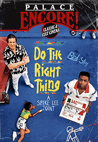 Palace Encore: Do the Right Thing