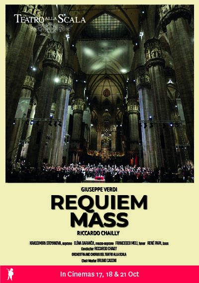 La Scala: REQUIEM MASS