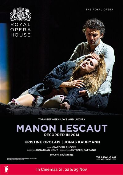 Royal Opera: MANON LESCAUT
