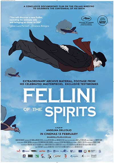 Art On Screen: Fellini of the Spirits